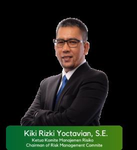Kiki Rizki Yoctavian, S.E