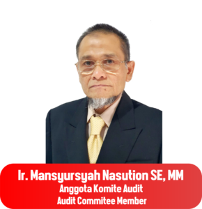 Ir. Mansyursyah Nasution SE, MM